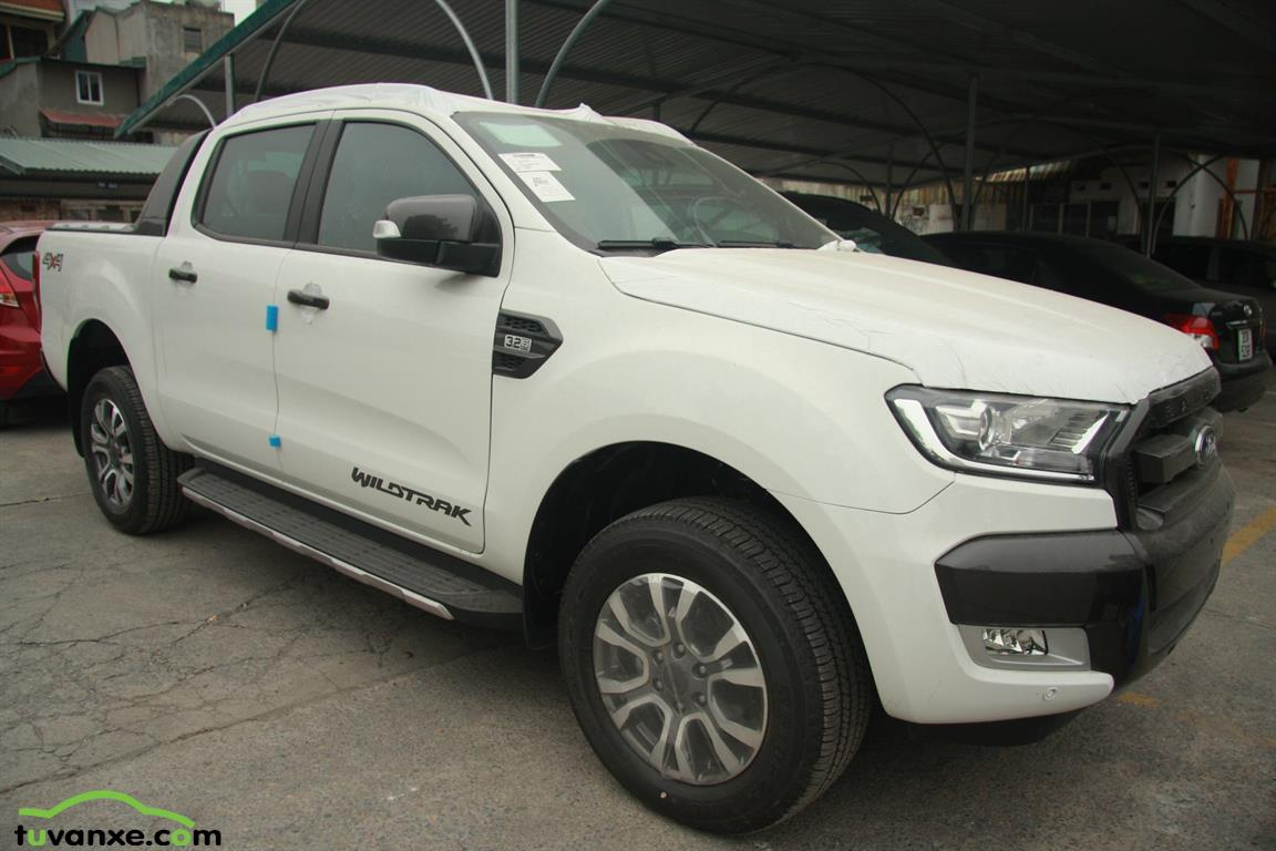 Ford Ranger Wildtrak 3.2 AT 4x4 model 2016