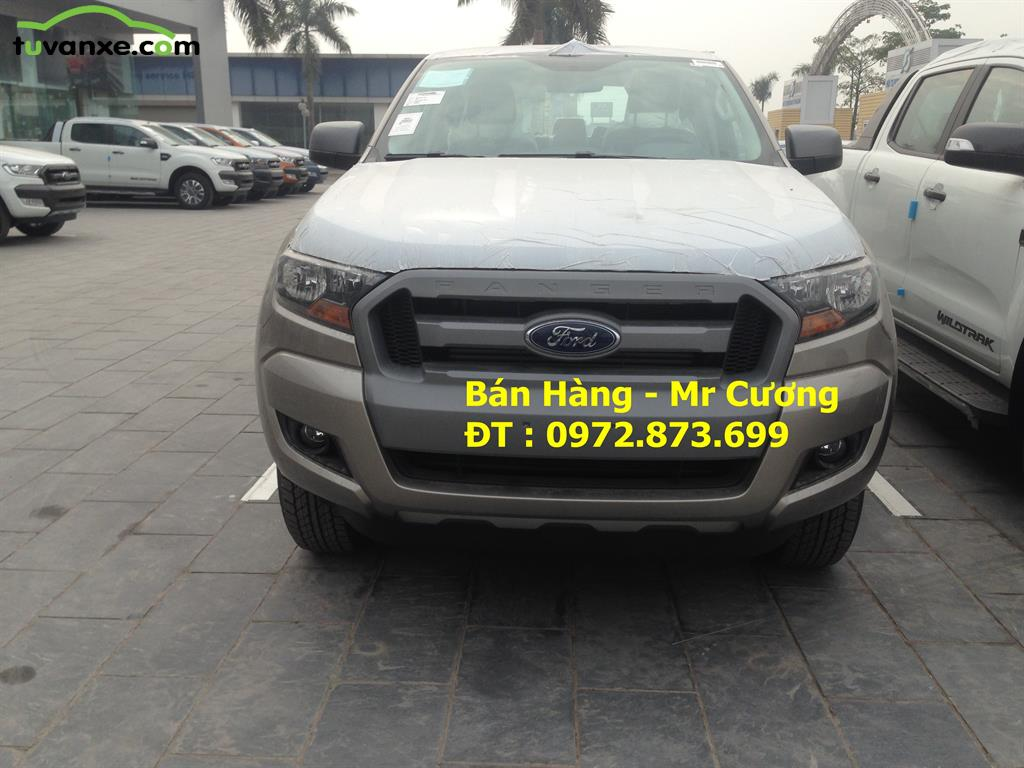 Ford Ranger XLS 2.2 AT 2016