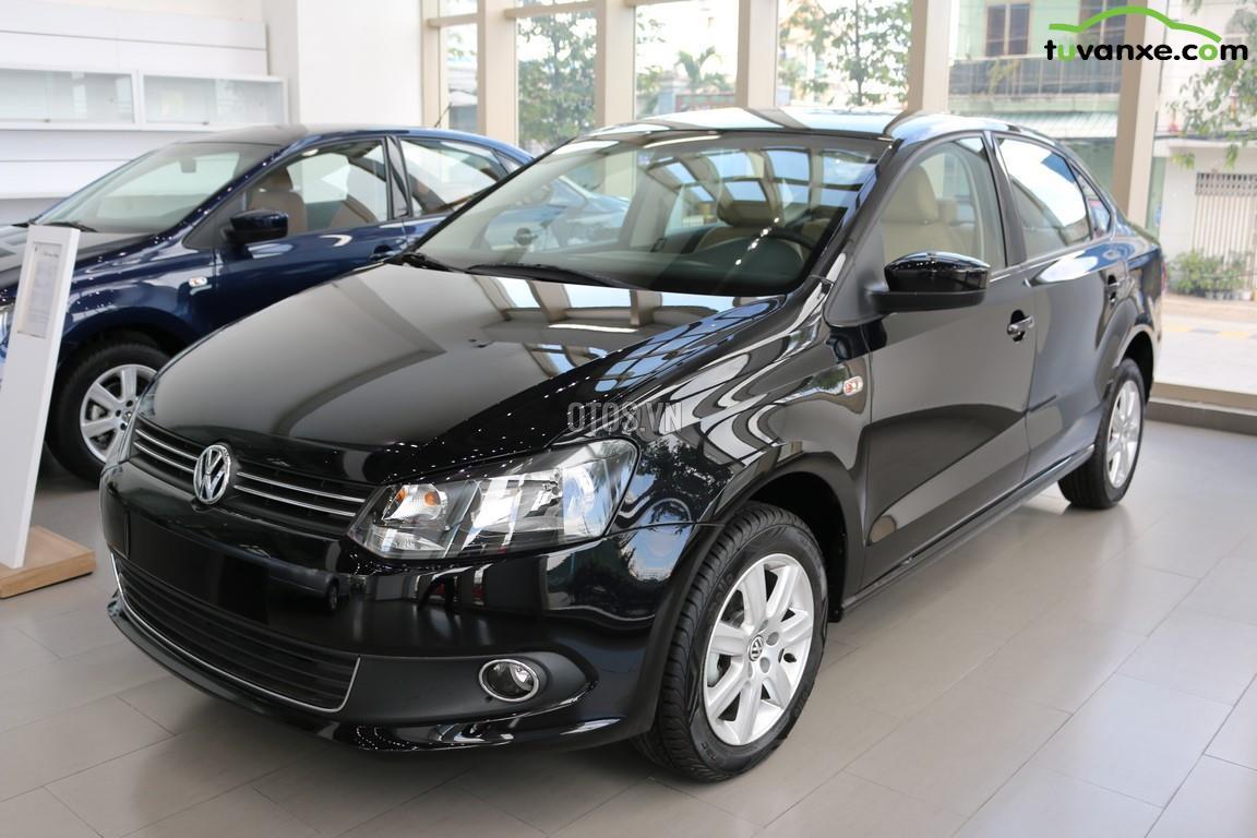 Volkswagen Polo Saloon 2014