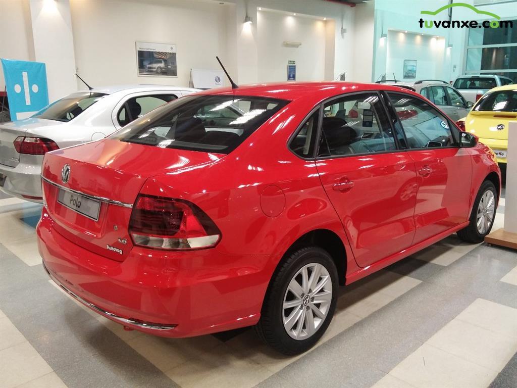 Ban xe Volkswagen Polo Sedan