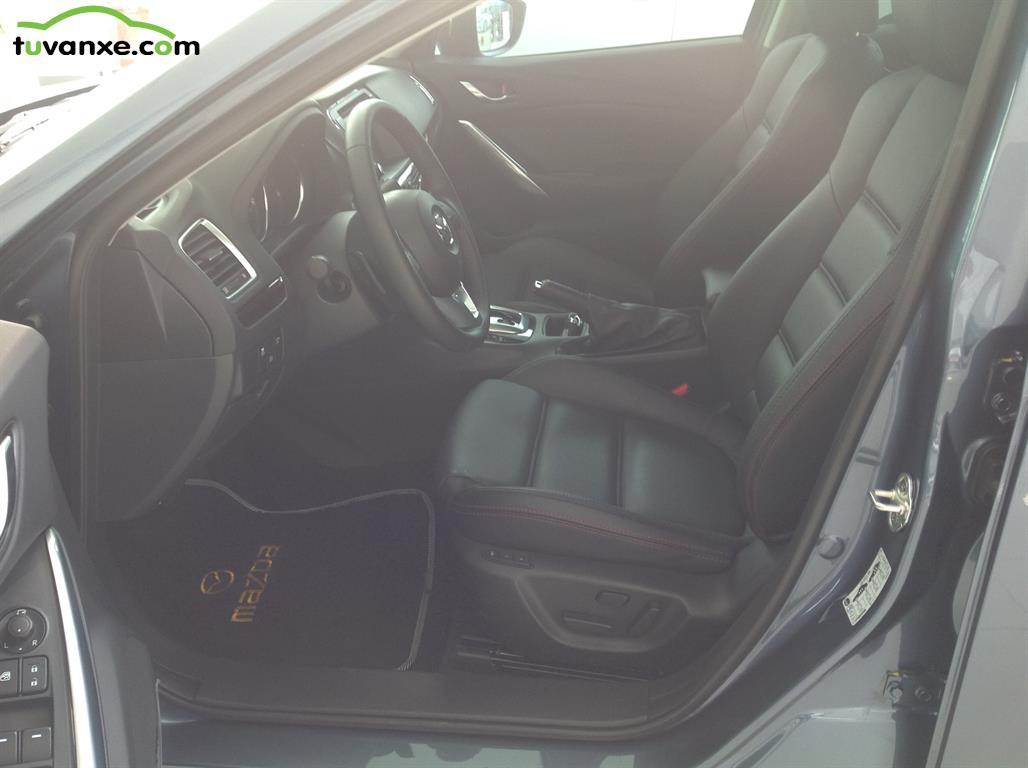 Ban xe Mazda 6