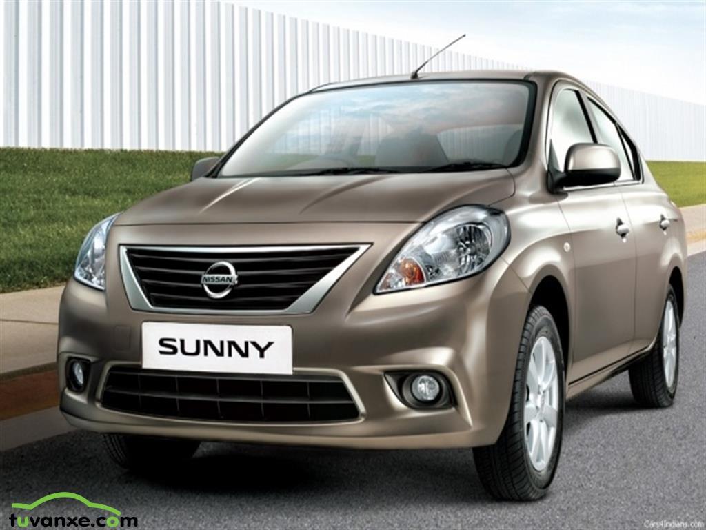 Nissan Sunny XV 2016