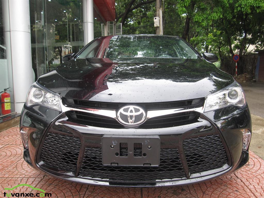 Toyota Camry XSE 2.5 2015