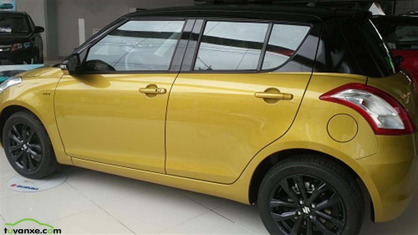 Ban xe Suzuki Swift RS