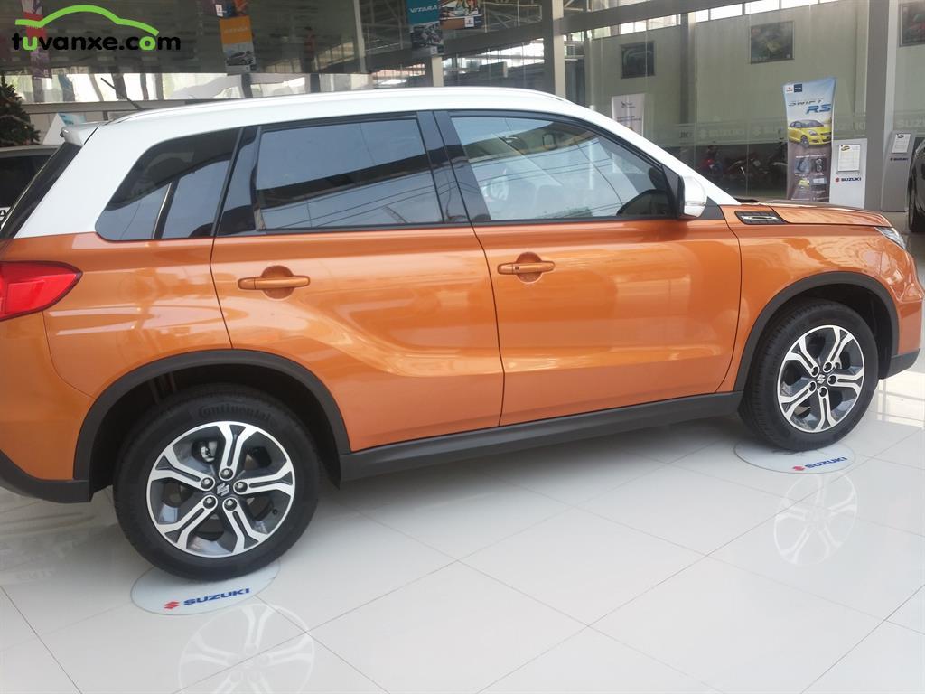 Suzuki Vitara 2017