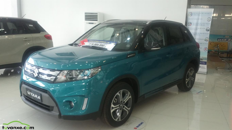xe Bán Suzuki Vitara 2017