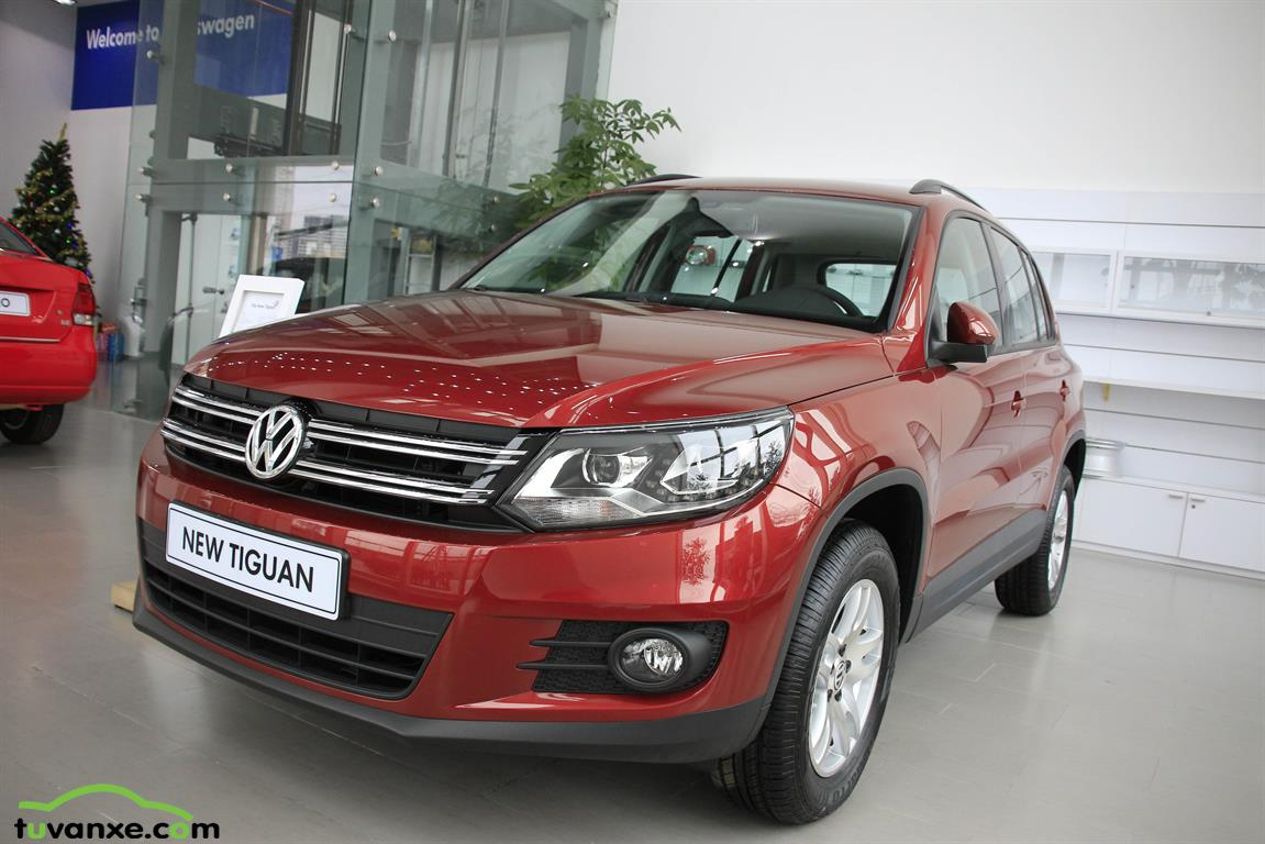 xe Bán Volkswagen Tiguan 2015