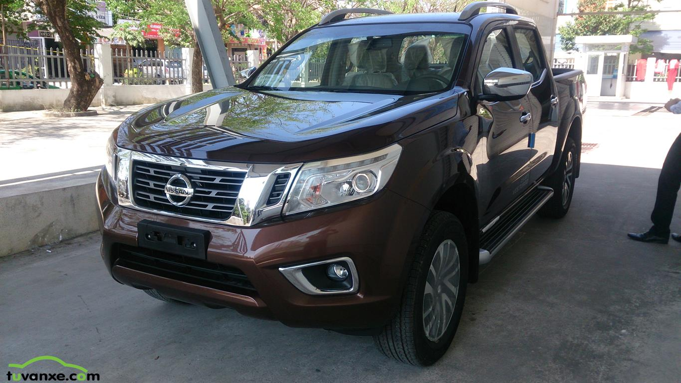 Nissan Navara VL 2.5 AT 4x4 2016