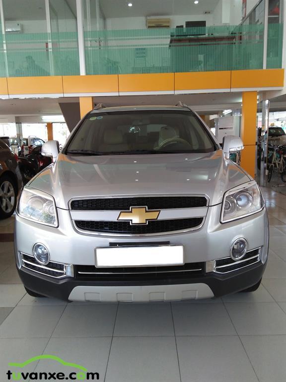 Chevrolet Captiva Max LTZ model 2010