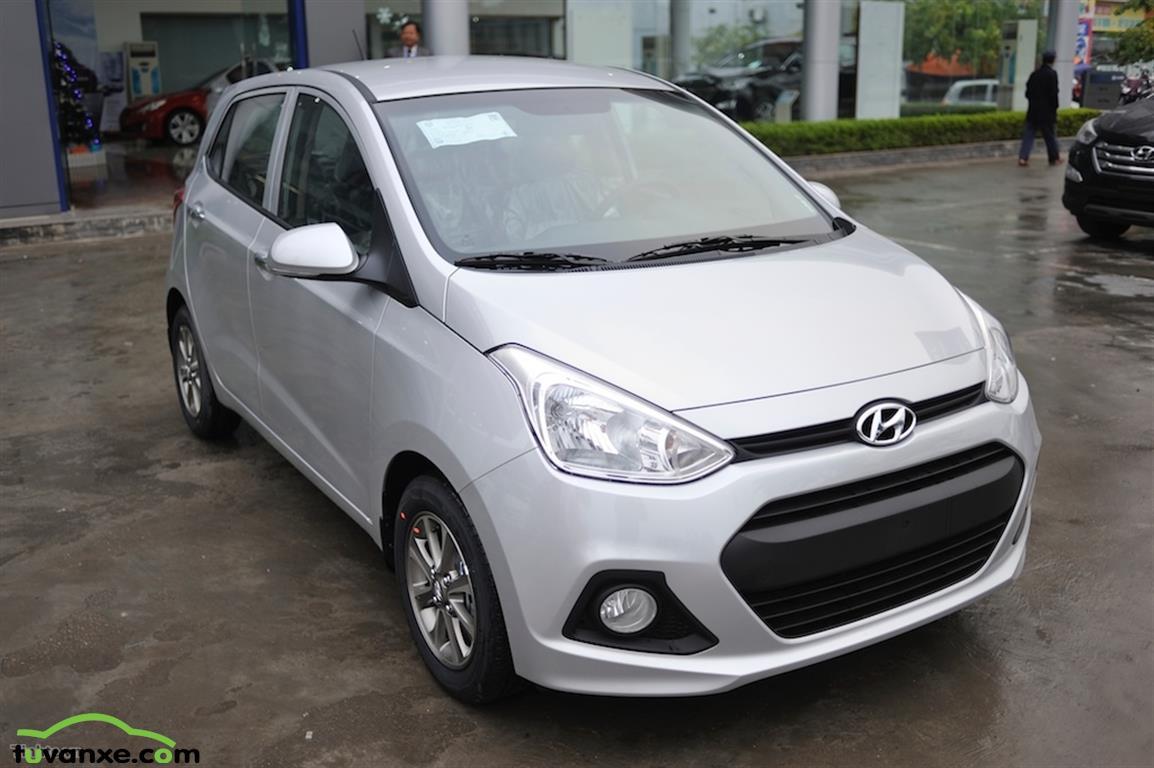 Hyundai i10 Grand 1.0 MT 2016