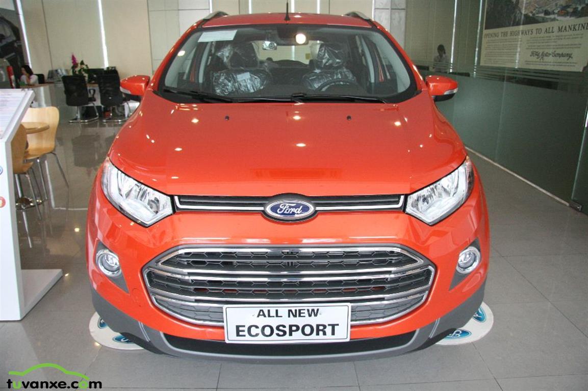 Ford EcoSport 1.5 AT Titanium 2015