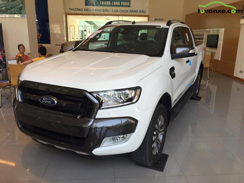 xe Bán Ford Ranger XL 2017