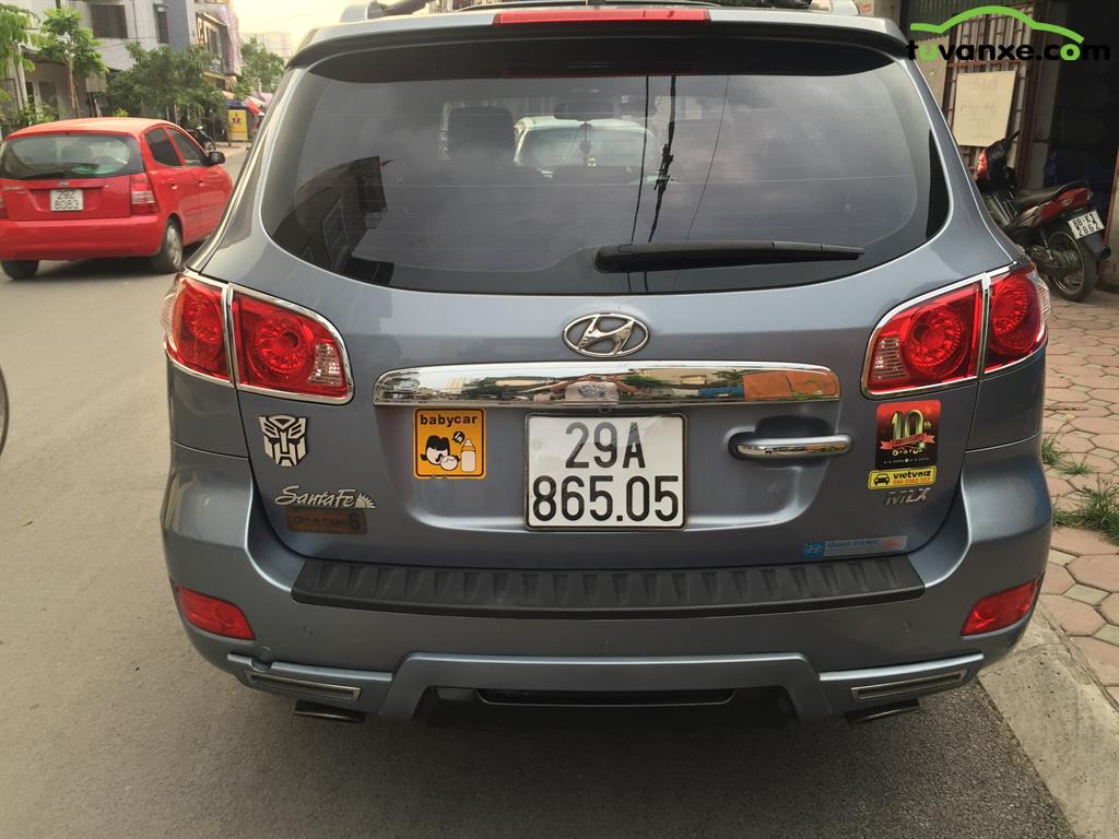 xe Bán Hyundai SantaFe MLX 2006