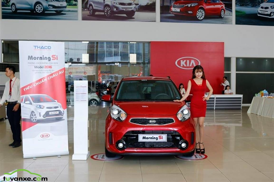 Kia Morning Si AT 2017