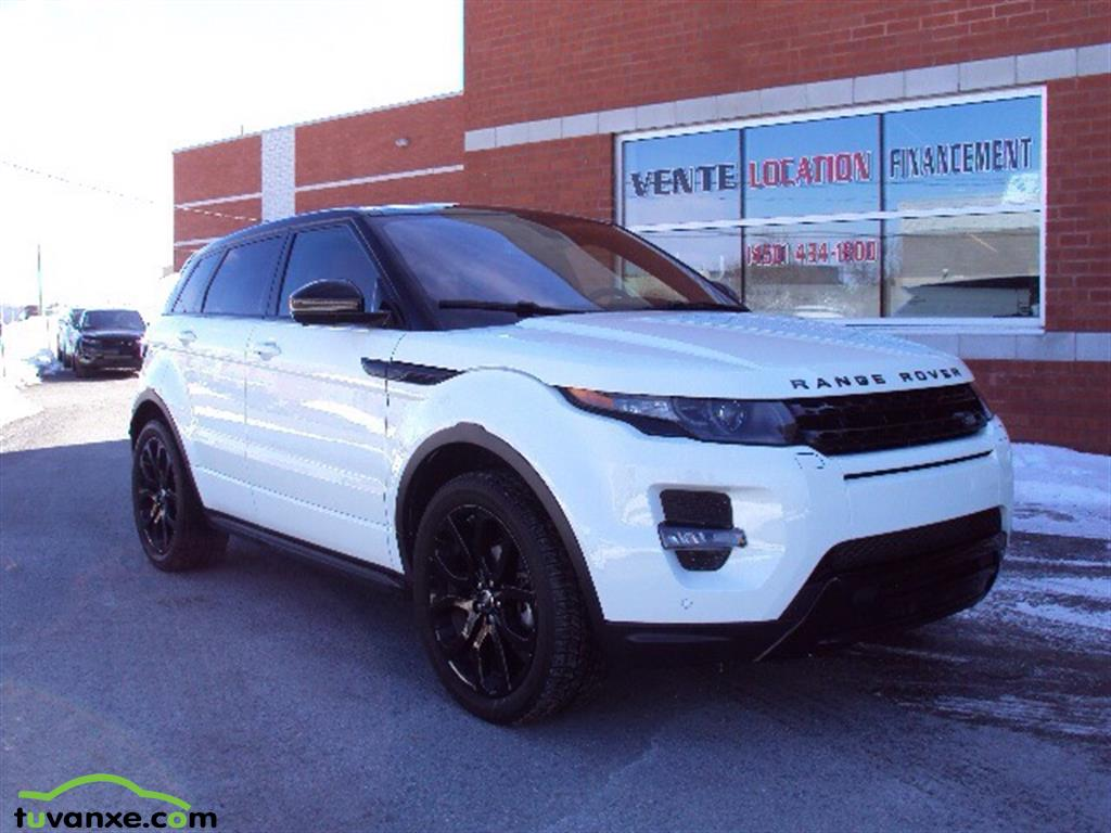 land rover range rover evoque dynamic 2015 gi 2 68 t xe. Black Bedroom Furniture Sets. Home Design Ideas