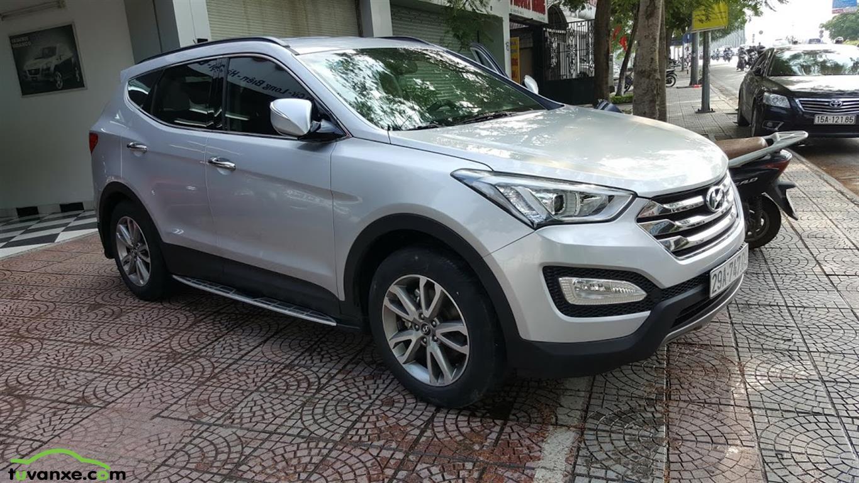Hyundai SantaFe 2.4 2013
