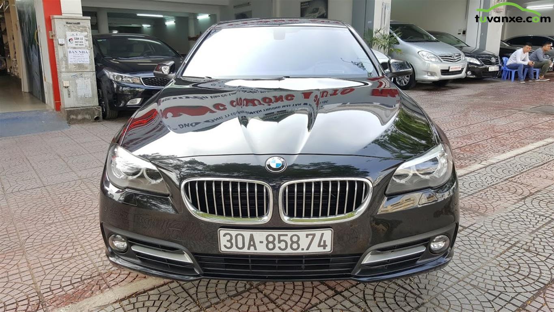 BMW 5 Series 520i 2015