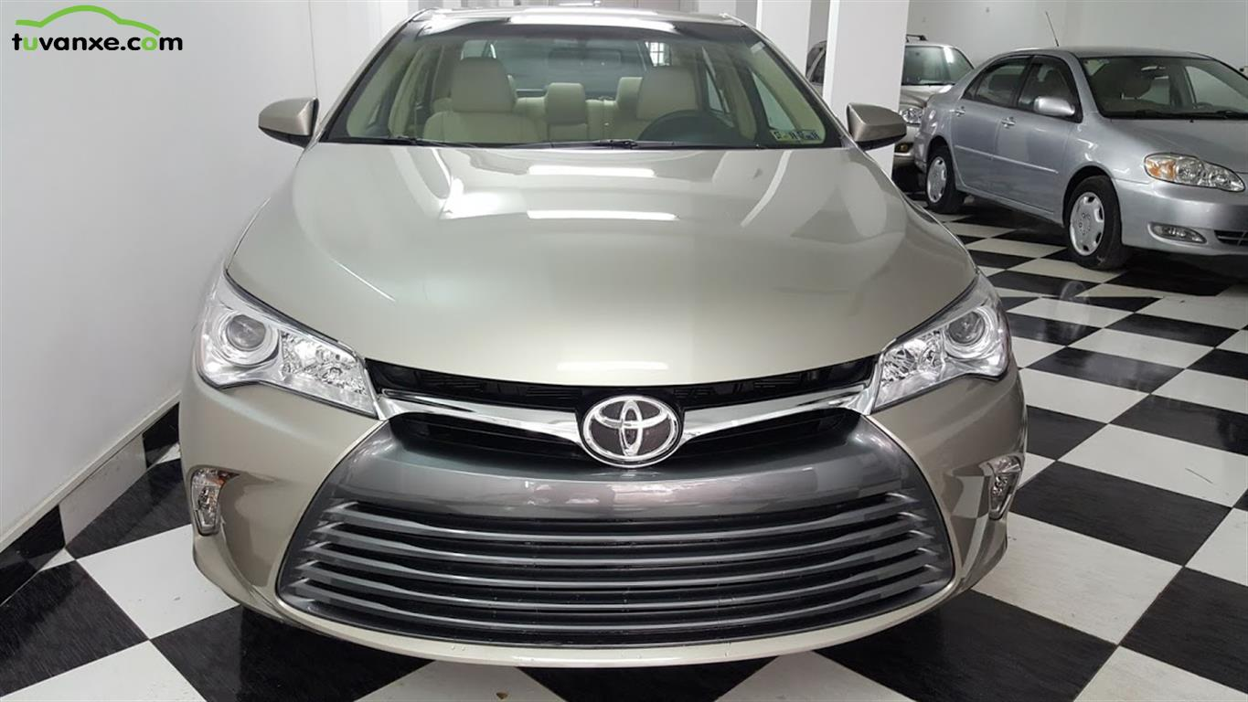 xe Bán Toyota Camry XLE 2016