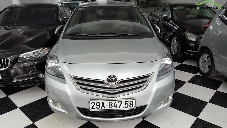 xe Bán Toyota Vios E 2013