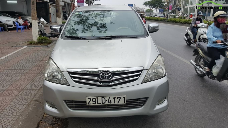 Ban xe Toyota Innova