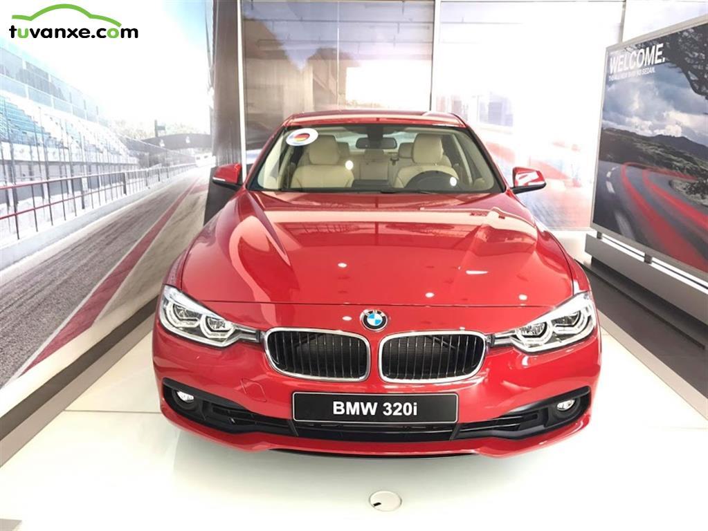 xe Bán BMW 3 Series 320i 2016