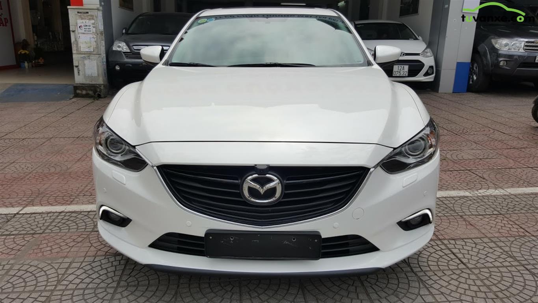 Mazda 6 2.5 2016