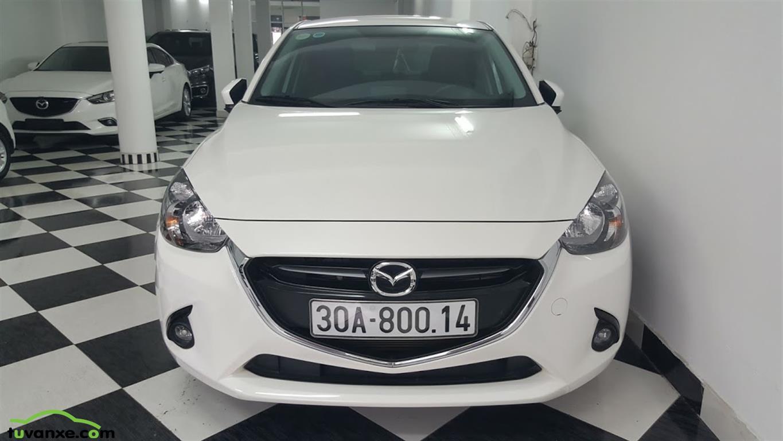 xe Bán Mazda 2 sedan 2015