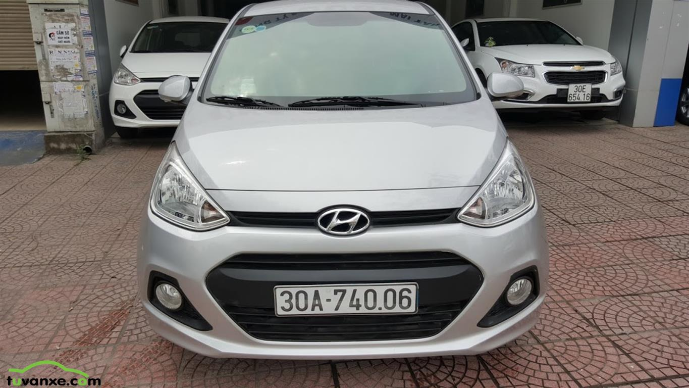 Hyundai i10 Grand 1.0 MT 2015