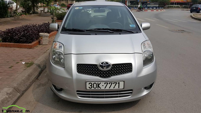 xe Bán Toyota Yaris 1.3 HB 2007