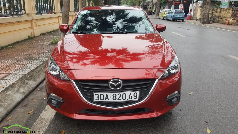 Mazda 3 1.5 hatchback 2015