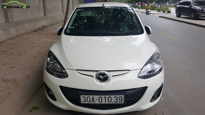 Mazda 2 S model 2014