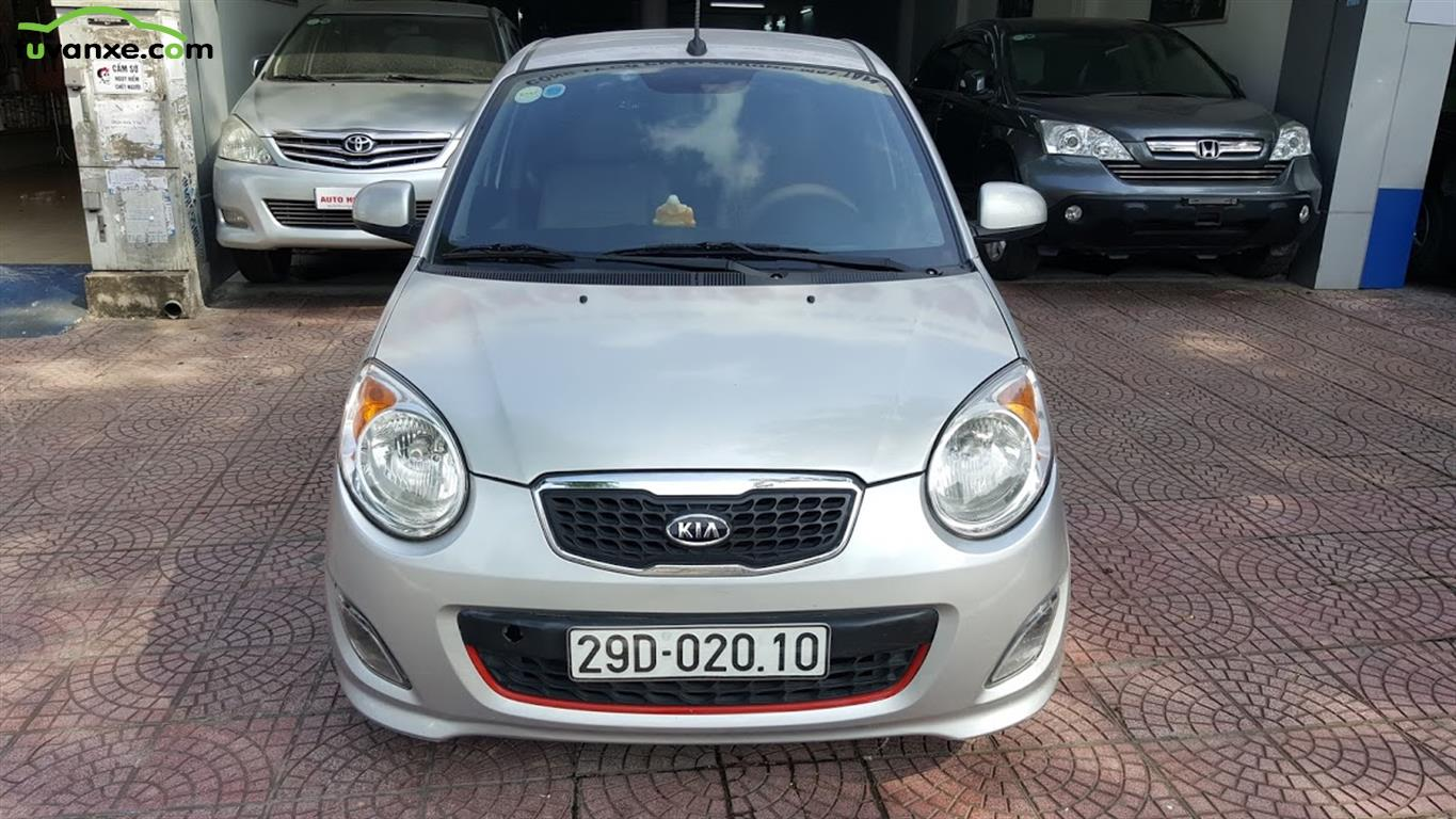 Kia Morning van 2010