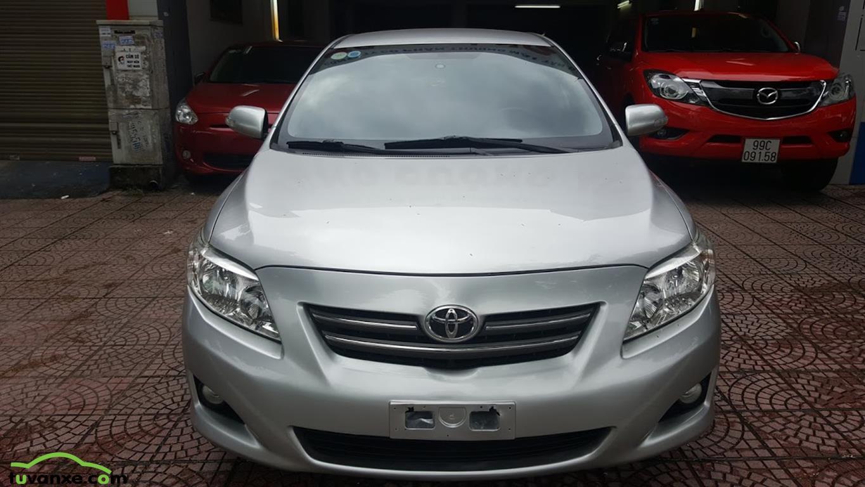 xe Bán Toyota Corolla Altis 1.8 MT 2010