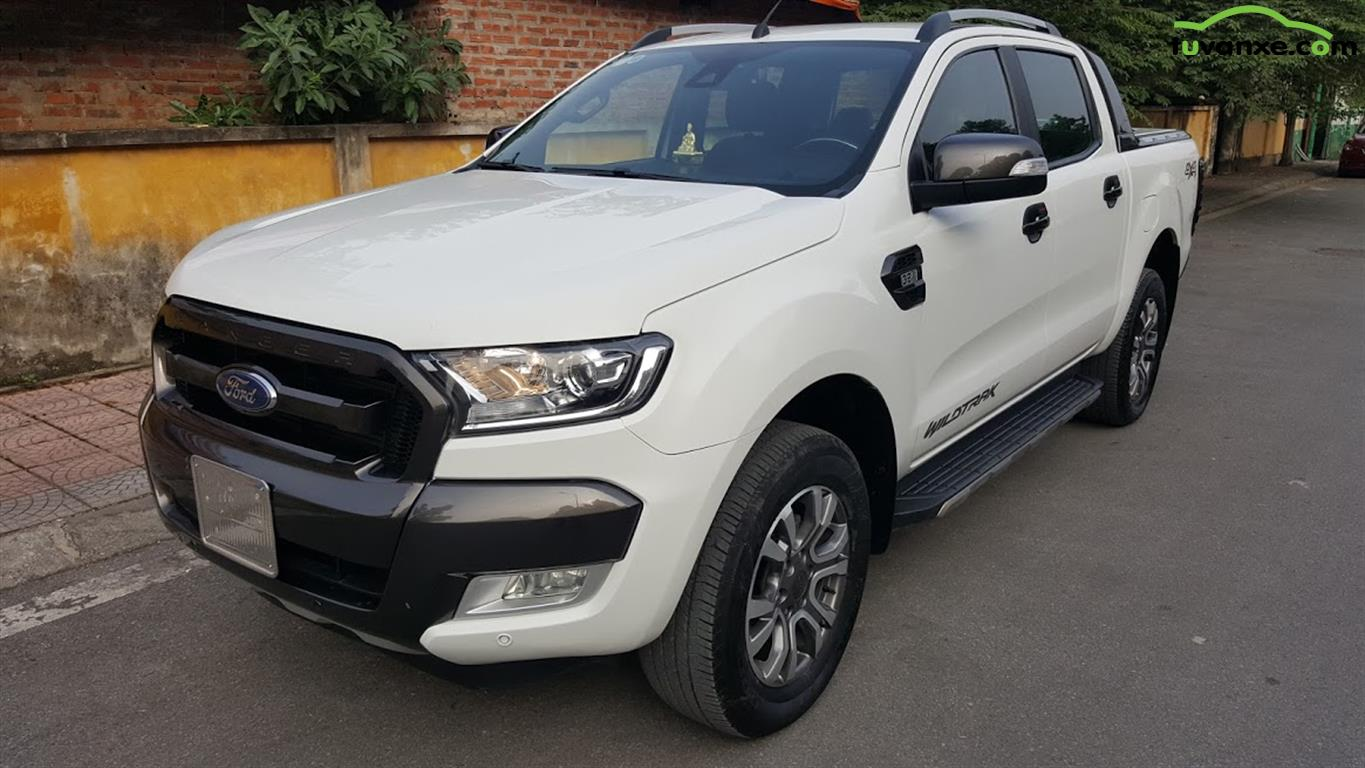 Ford Ranger Wildtrak 3.2 AT 4x4 2016