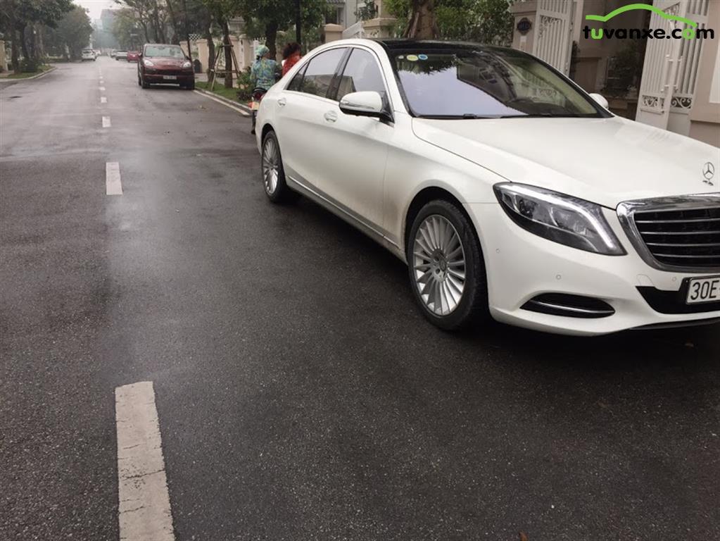 xe Bán Mercedes-Benz S-Class S500 L 2016