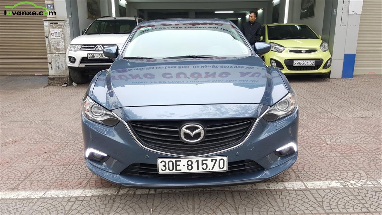 xe Bán Mazda 6 2.5 2015