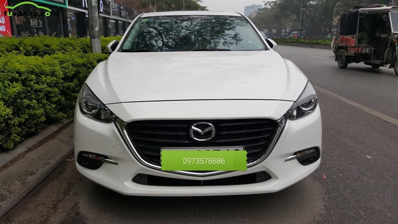Mazda 3 1.5 sedan 2017 FL