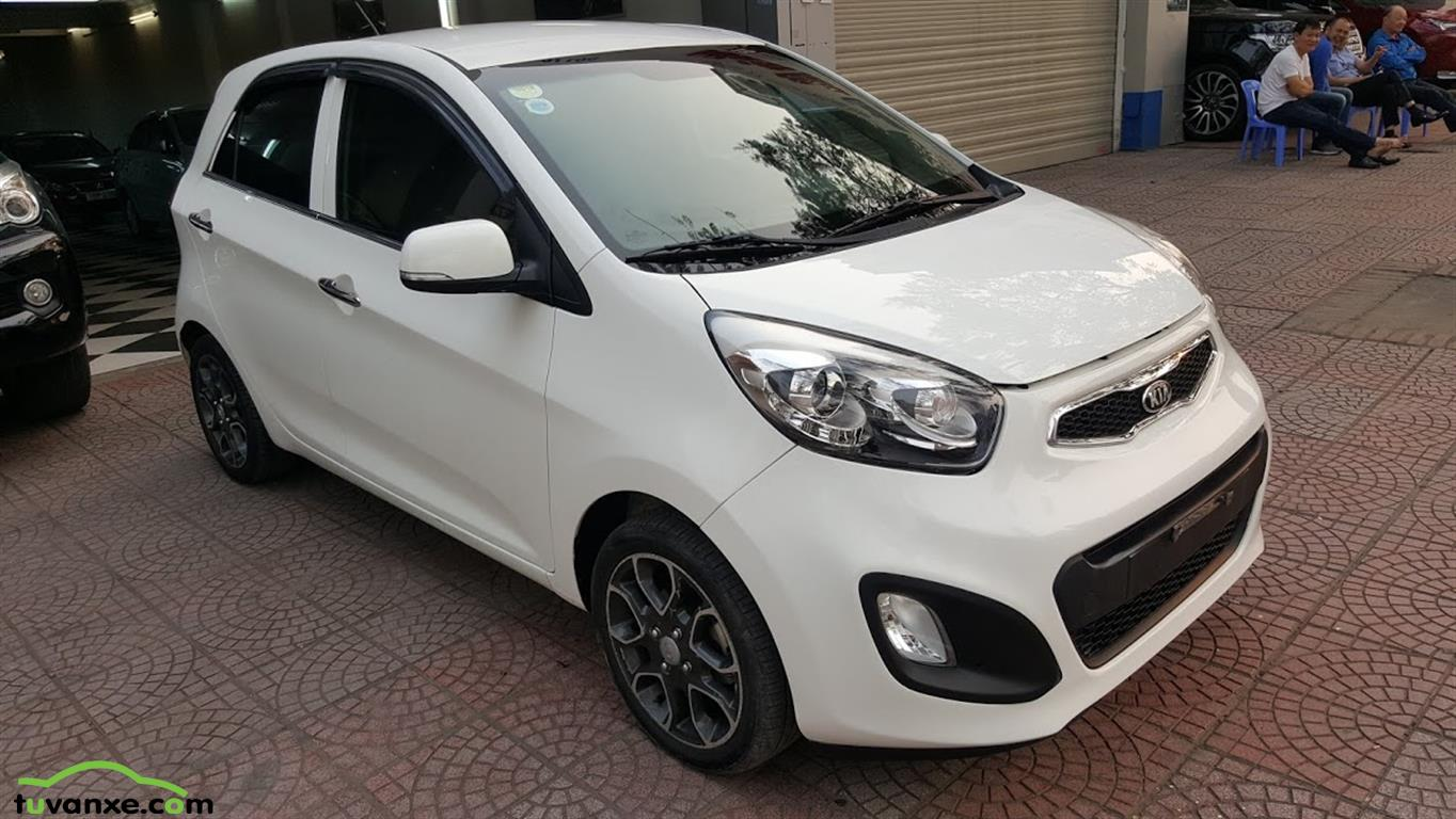 Kia Picanto SX AT 2013