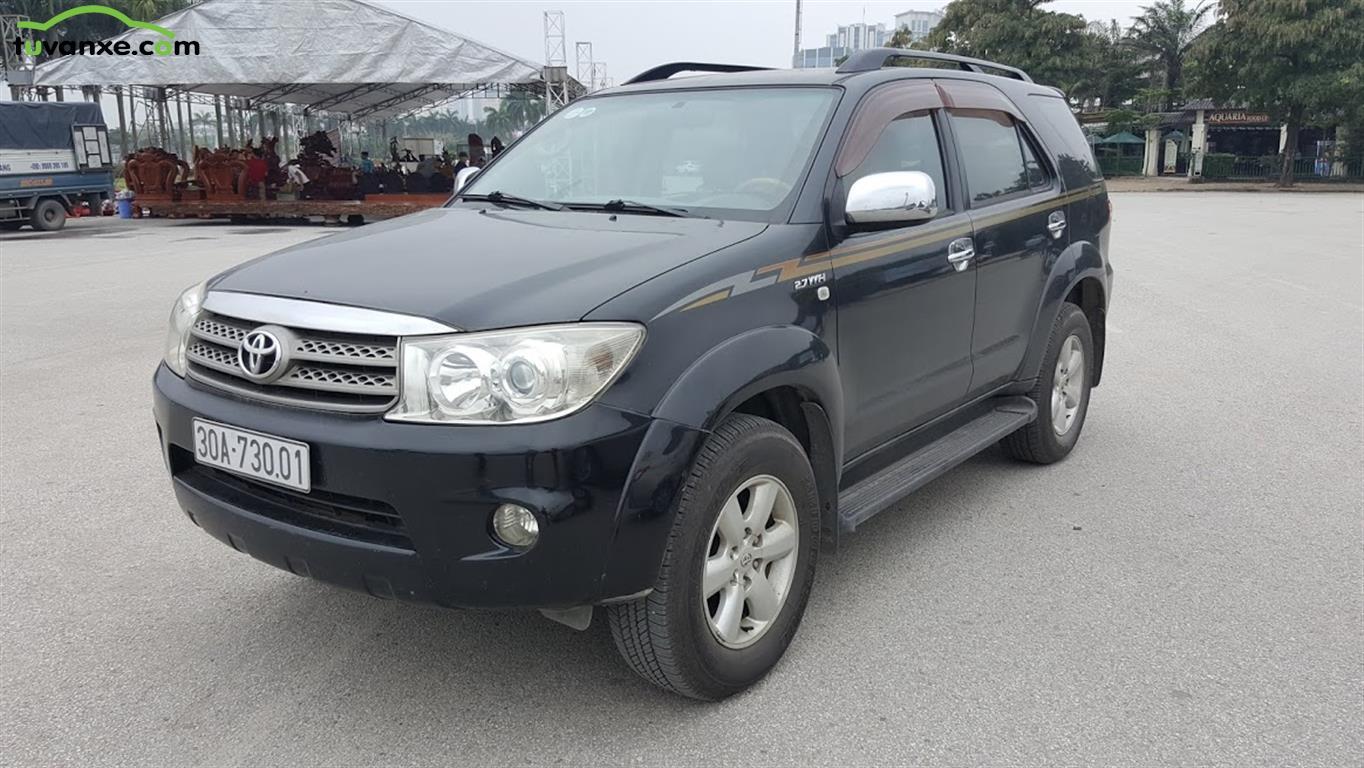 Toyota Fortuner 2.7V 2009