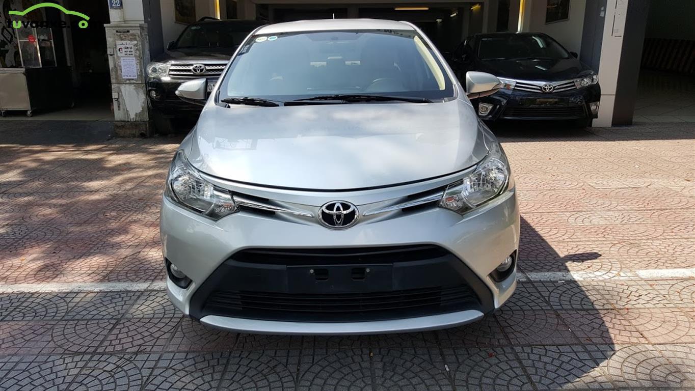 xe Bán Toyota Vios E 2016
