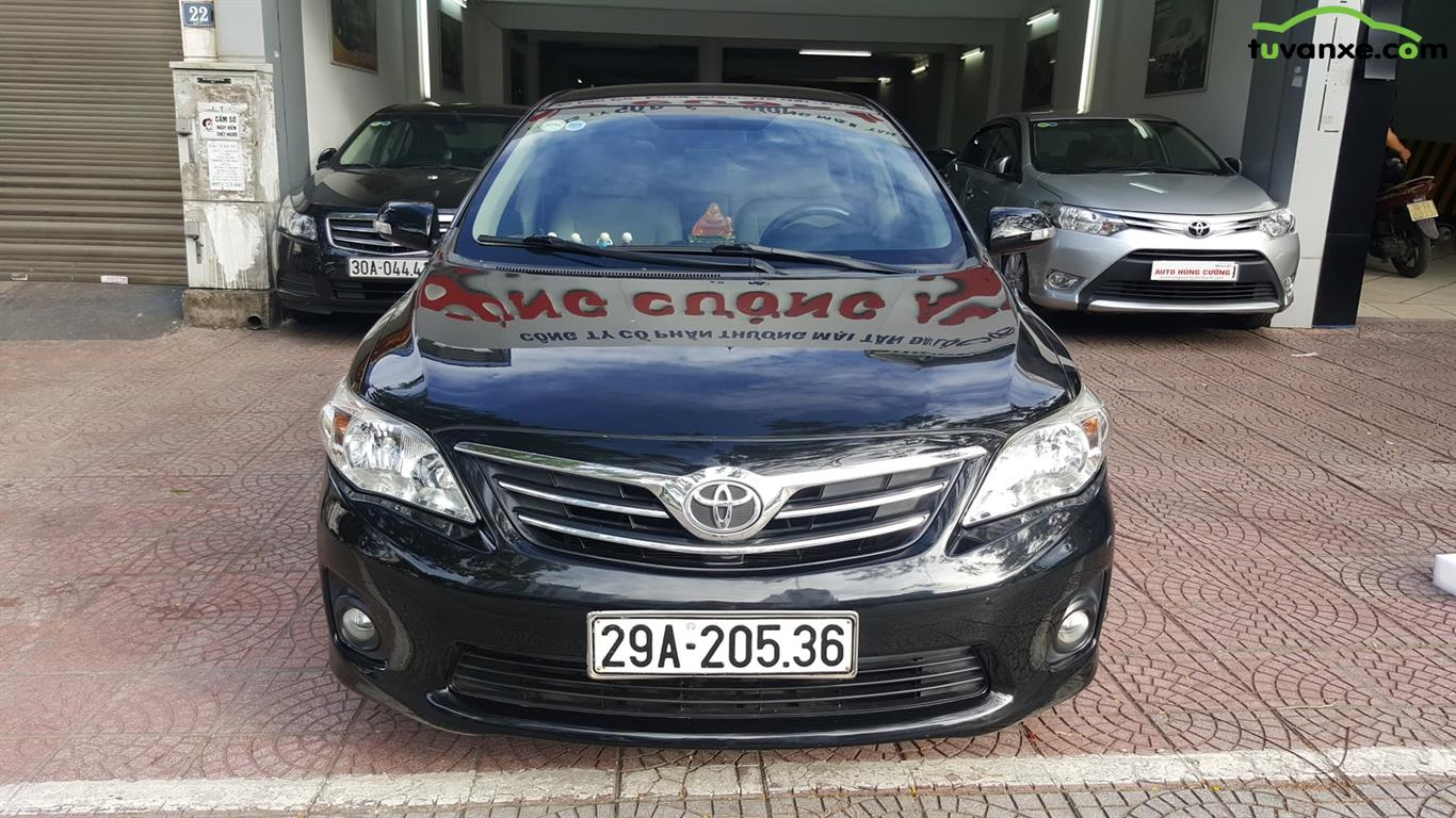 Toyota Corolla Altis 1.8 AT 2011