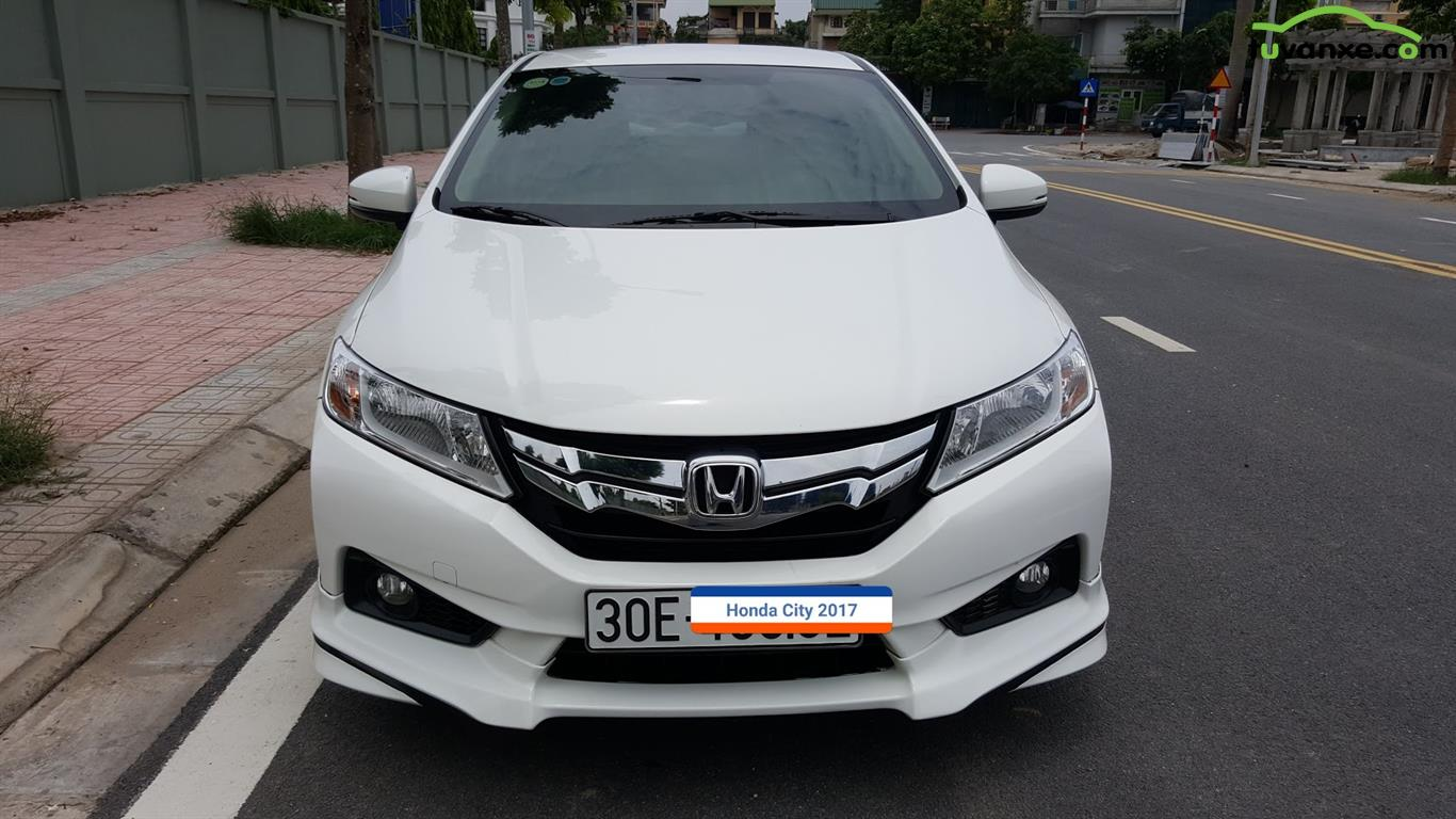 Honda City 1.5 CVT 2017