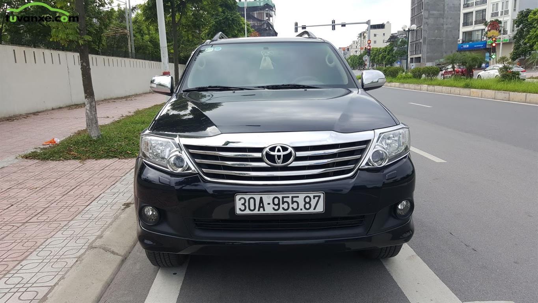 xe Bán Toyota Fortuner 2.7V 4x4 2013