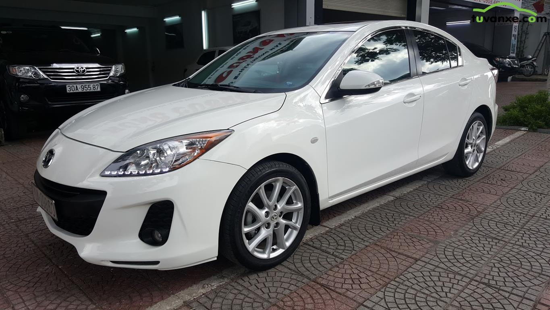 Mazda 3 S 2014