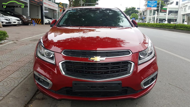 xe Bán Chevrolet Cruze LTZ 1.8 2017