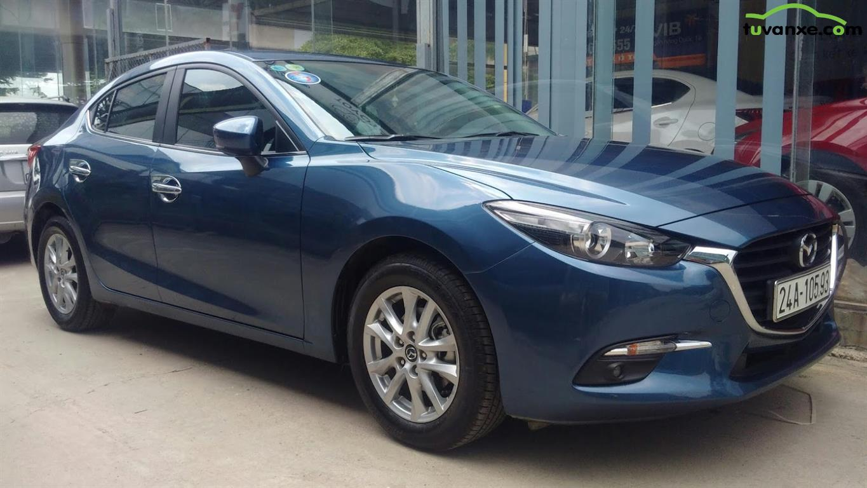 Mazda 3 1.5 sedan 2018