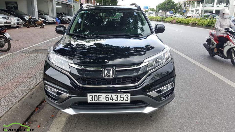 xe Bán Honda CRV 2.4 2016