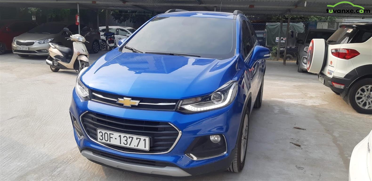 xe Bán Chevrolet Trax 2017