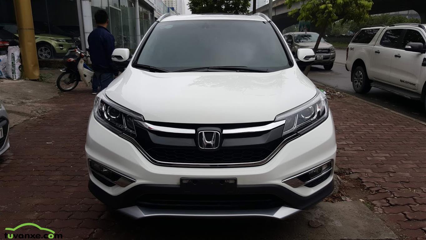 xe Bán Honda CRV 2.4 TG 2017