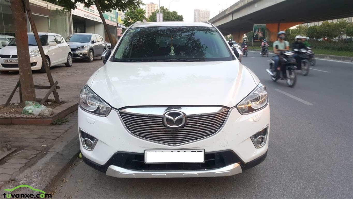 Mazda CX-5 2WD 2013